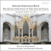J.S. Bach: Die Kunst der Fuge, BWV 1080 von Matthias Maierhofer