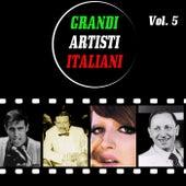 Grandi artisti italiani, vol. 5 by Various Artists