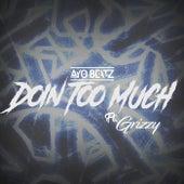 Doin Too Much von Ayo Beatz