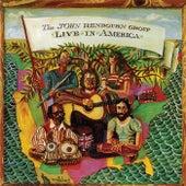 Live In America de John Renbourn