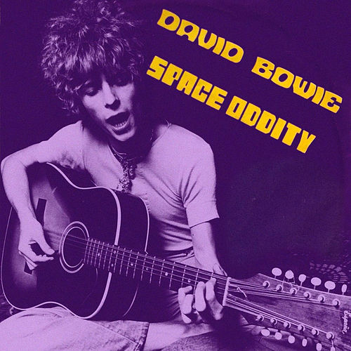 Space Oddity (50th Anniversary EP) by David Bowie