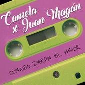 Cuando zarpa el amor (feat. Juan Magán) de Camela