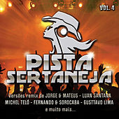 Pista Sertaneja, Vol. 4 de Various Artists