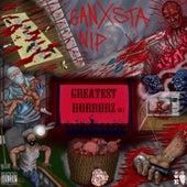 Greatest Horrorz, Vol. 1 by Ganxsta Nip