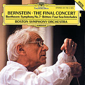 Bernstein - The Final Concert von Boston Symphony Orchestra