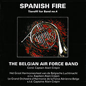 Spanish Fire de Belgian Air Force Band