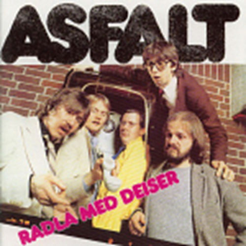 Radla Med Deiser by Asfalt
