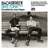 Backstreet Brit Funk Vol.2 compiled by Joey Negro by Various Artists