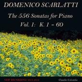 Domenico Scarlatti: The 556 Sonatas for Piano - Vol. 1: K. 1 - 60 von Claudio Colombo
