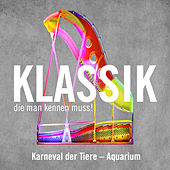 Aquarium aus Karneval der Tiere (Aquarium from Carnival of the Animals) von Ross Pople