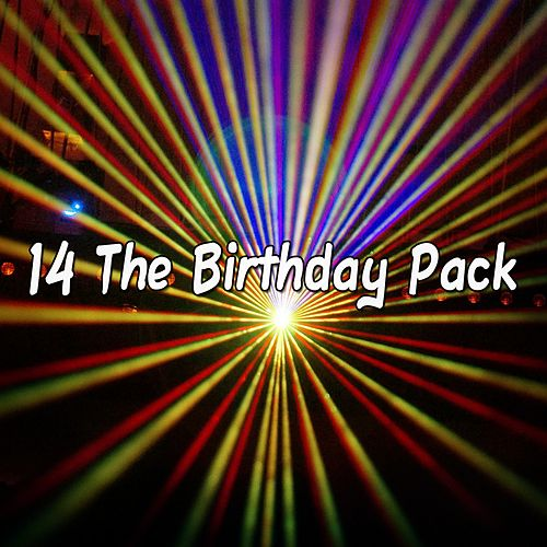 14 The Birthday Pack by Happy Birthday