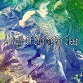 A Night Of Storms For Sleep de Thunderstorm Sleep