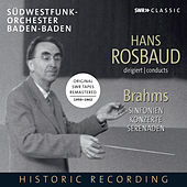 Brahms: Symphonies, Piano Concertos & Serenades by Various Artists