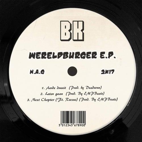 Wereldburger E.P. by BK