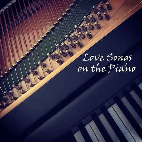 Instrumental Music: Love Songs on the Piano van Instrumental Music From TraxLab