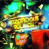 Riko - Hazardous Soundz - EP de Riko