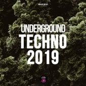 Underground Techno 2019 von Various