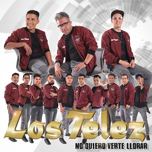 No Quiero Verte Llorar by Los Telez
