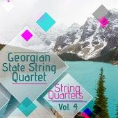 String Quartets, Vol. 4 de Georgian State String Quartet