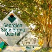 String Quartets, Vol. 7 de Georgian State String Quartet