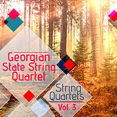 String Quartets, Vol. 3 de Georgian State String Quartet