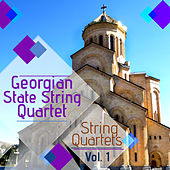 String Quartets, Vol. 1 de Georgian State String Quartet