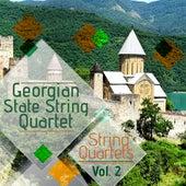 String Quartets, Vol. 2 de Georgian State String Quartet