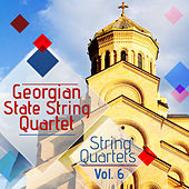 String Quartets, Vol. 6 de Georgian State String Quartet