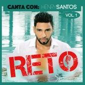 Reto: Canta Con Henry Santos Vol.1 de Henry Santos