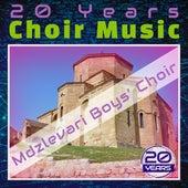 20 Years de Mdzlevari Boys' Choir