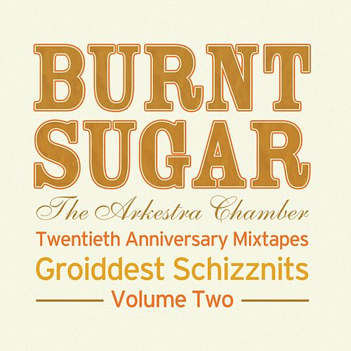 Twentieth Anniversary Mixtapes: Groiddest Schizznits, Vol. Two by Burnt Sugar The Arkestra Chamber