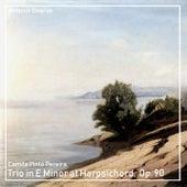 Trio in E Minor at Harpsichord, Op. 90 by Camila Pinto Pereira
