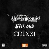 Spitsessie CDLXXI Zonamo Underground de Appie OVB