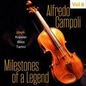 Milestones of a Legend: Alfredo Campoli, Vol. 8 de Alfredo Campoli