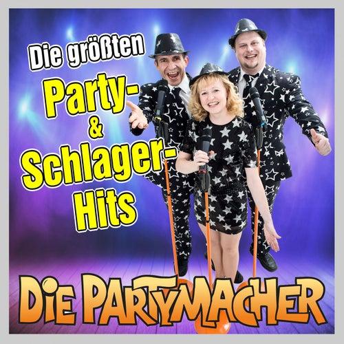 Die größten Party- & Schlager-Hits de Die Partymacher
