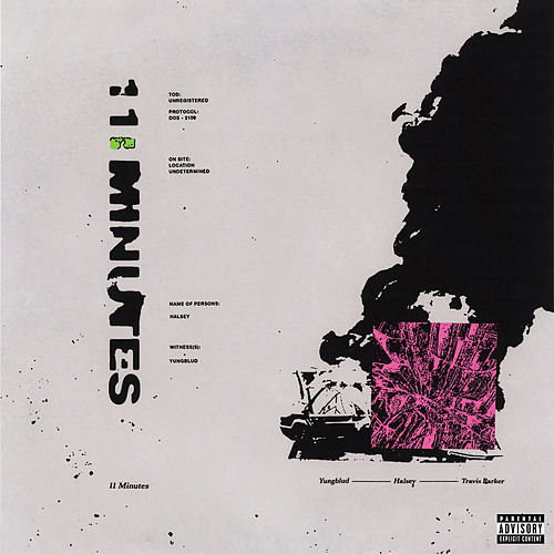 11 Minutes by YUNGBLUD & Halsey