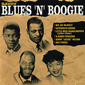 Savoy Blues 'N' Boogie de Various Artists