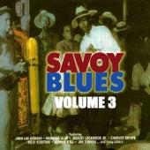 The Savoy Blues, Vol. 3 von Various Artists