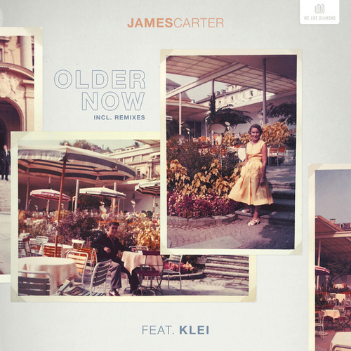 Older Now (incl. Remixes) von James Carter