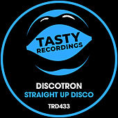 Straight Up Disco EP (Radio Mixes) - Single fra Discotron