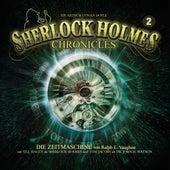 Folge 2: Die Zeitmaschine von Sherlock Holmes Chronicles