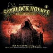 Folge 5: Der rote Löwe von Sherlock Holmes Chronicles