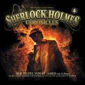 Folge 4: Der Teufel von St. James von Sherlock Holmes Chronicles