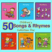 50 Children's Songs & Rhymes / Collection One. by Kidzone