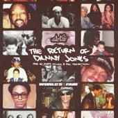 The Return Of Danny Jones by Lansky Jones