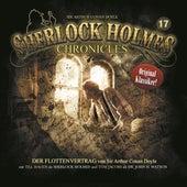 Folge 17: Der Flottenvertrag von Sherlock Holmes Chronicles