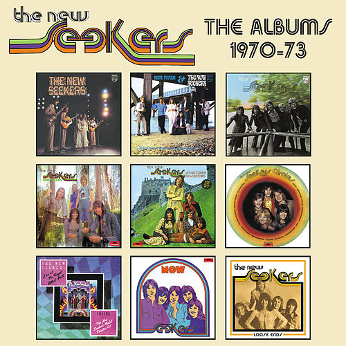 The Albums 1970-73 by The New Seekers