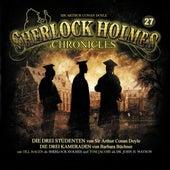 Folge 27: Die drei Studenten von Sherlock Holmes Chronicles