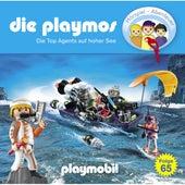 Folge 65: Die Top Agents auf hoher See (Das Original Playmobil Hörspiel) von Die Playmos