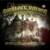 Folge 41: Der Fluch von Blackwood Castle von Sherlock Holmes Chronicles